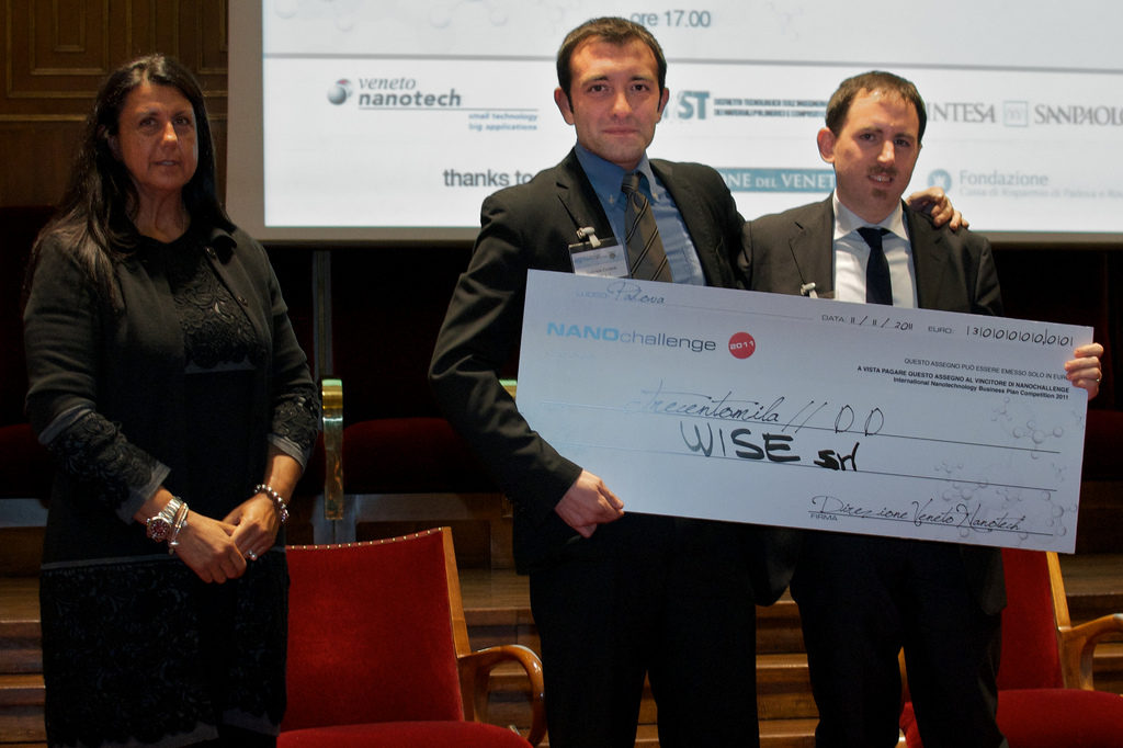 NanoChallenge AwardWinner 2011
