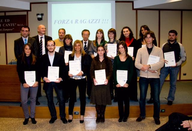 Premio Dott Zampesi 2008